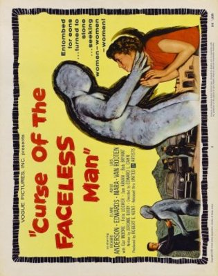Curse of the Faceless Man movie poster (1958) poster MOV_a86294bf