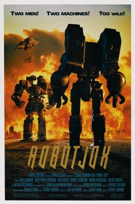 Robot Jox movie poster (1990) poster MOV_a8690c65