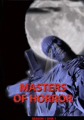 Masters of Horror movie poster (2005) poster MOV_a86d9574