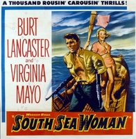South Sea Woman movie poster (1953) picture MOV_a86f2af0
