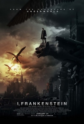 I, Frankenstein movie poster (2014) poster MOV_a8712048