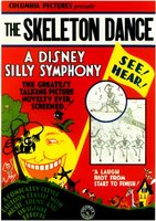 The Skeleton Dance movie poster (1929) picture MOV_a87216cf
