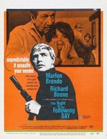 The Night of the Following Day movie poster (1968) picture MOV_a8762b4d