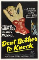Don't Bother to Knock movie poster (1952) picture MOV_42529d29