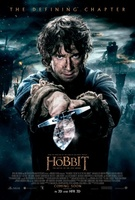 The Hobbit: The Battle of the Five Armies movie poster (2014) picture MOV_a87d9d63