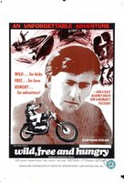 Wild, Free & Hungry movie poster (1969) picture MOV_a87e12b1