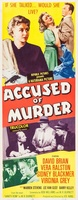 Accused of Murder movie poster (1956) picture MOV_a88090bb