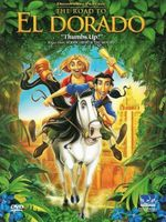 The Road to El Dorado movie poster (2000) picture MOV_a884d6eb
