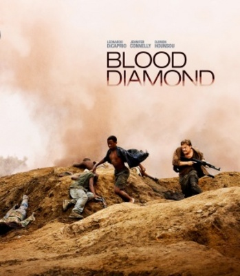 Blood Diamond movie poster (2006) poster MOV_a8942abb