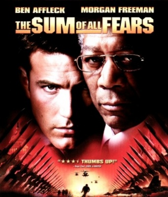 The Sum Of All Fears movie poster (2002) poster MOV_a89c9c19
