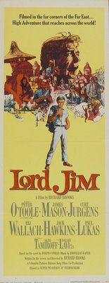 Lord Jim movie poster (1965) poster MOV_a89e5474