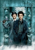 Sherlock Holmes movie poster (2009) picture MOV_c7a5f884