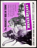 Hell's Belles movie poster (1970) picture MOV_a8a30264