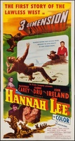 Hannah Lee: An American Primitive movie poster (1953) picture MOV_a8acc35c