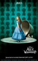 Alice in Wonderland movie poster (2010) picture MOV_a8b1df1e