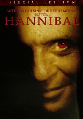 Hannibal movie poster (2001) poster MOV_a8b24439