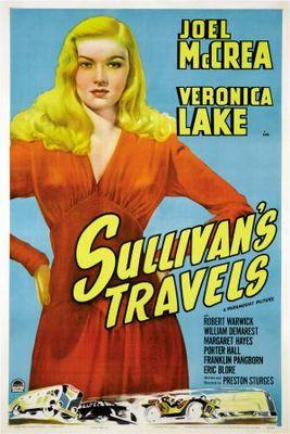 Sullivan's Travels movie poster (1941) poster MOV_a8b97af7