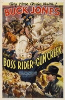 The Boss Rider of Gun Creek movie poster (1936) picture MOV_a8c2ab48
