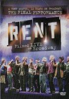 Rent: Filmed Live on Broadway movie poster (2008) picture MOV_a8c6ee9e