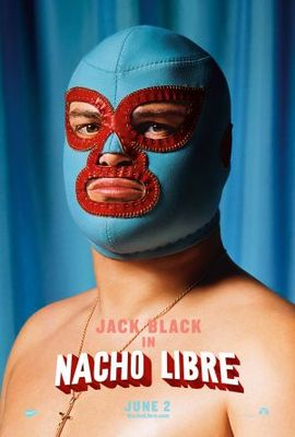 Nacho Libre movie poster (2006) poster MOV_a8ca3d86