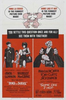 Irma la Douce movie poster (1963) poster MOV_a8cd0f7c