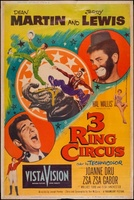 3 Ring Circus movie poster (1954) picture MOV_a8d23884