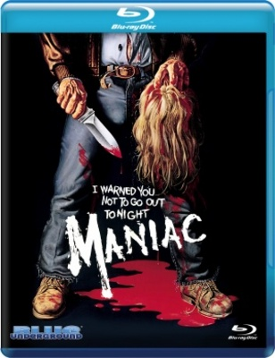 Maniac movie poster (1980) poster MOV_a8d56ff0