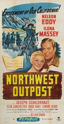 Northwest Outpost movie poster (1947) poster MOV_a8d6a715