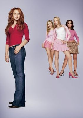 Mean Girls movie poster (2004) poster MOV_a8d8d1e8