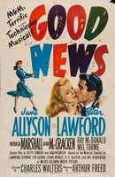 Good News movie poster (1947) picture MOV_a8dbe148