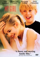 My Girl movie poster (1991) picture MOV_a8e0658c