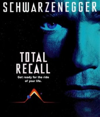 Total Recall movie poster (1990) poster MOV_a8e08db5