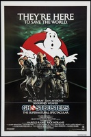 Ghost Busters movie poster (1984) picture MOV_a8e16ff7