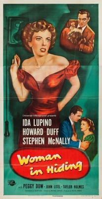Woman in Hiding movie poster (1950) poster MOV_a8e25056