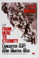 From Here to Eternity movie poster (1953) picture MOV_a8e6568d
