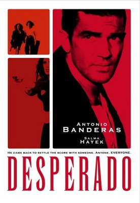 Desperado movie poster (1995) poster MOV_a8e80949