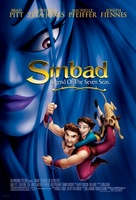 Sinbad: Legend of the Seven Seas movie poster (2003) picture MOV_a8ebb8b5
