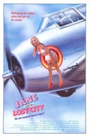 Jane and the Lost City movie poster (1987) picture MOV_a8f075a0