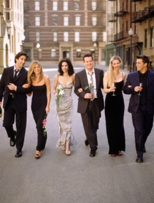 Friends movie poster (1994) poster MOV_a8fa7483