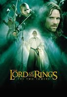 The Lord of the Rings: The Two Towers movie poster (2002) picture MOV_a9011adf