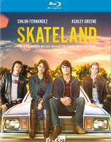Skateland movie poster (2010) picture MOV_a90424df