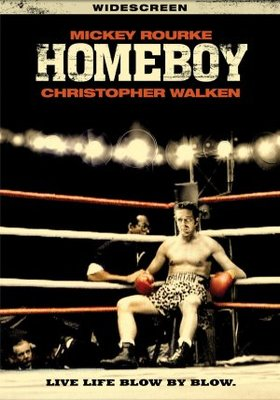 Homeboy movie poster (1988) poster MOV_a907aae2