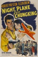 Night Plane from Chungking movie poster (1943) picture MOV_a90a77d4