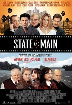 State and Main movie poster (2000) poster MOV_a90c3b21