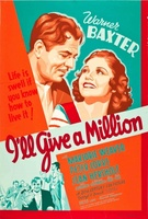 I'll Give a Million movie poster (1938) picture MOV_a912ea8f