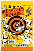 Heavenly Bodies! movie poster (1963) picture MOV_a9173d44