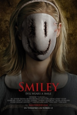 Smiley movie poster (2012) poster MOV_a9228b54