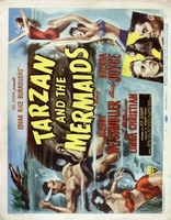 Tarzan and the Mermaids movie poster (1948) picture MOV_a929911b