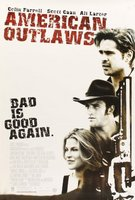 American Outlaws movie poster (2001) picture MOV_a92b2b2a