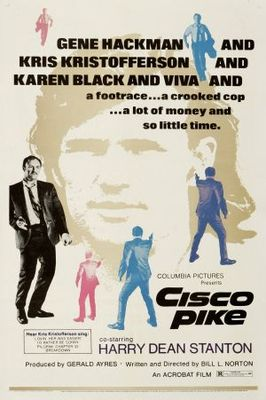 Cisco Pike movie poster (1972) poster MOV_a92dfc01